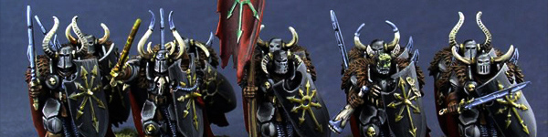 Chaos Warriors of Undivided