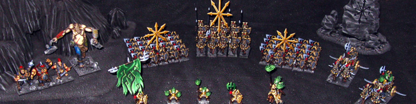 Chaos Warrior Battle Masters Army