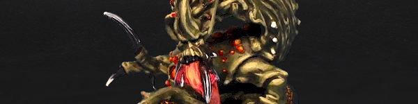 Chaos Daemons Nurgle Beast