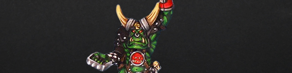 Bloodbowl Black Orc Bocker