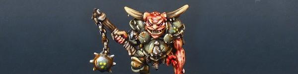 Nurgle Chaos Champion