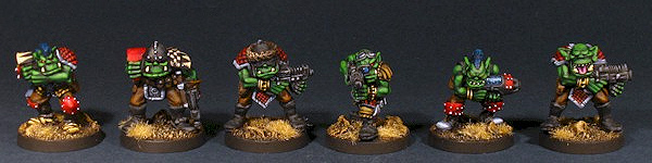 Space Orks Rogue Trader