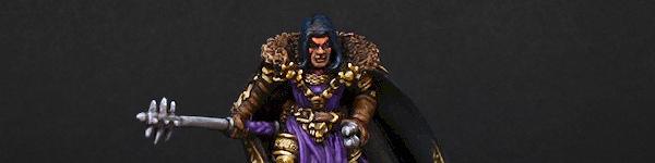 Vlad, Evil Cleric
