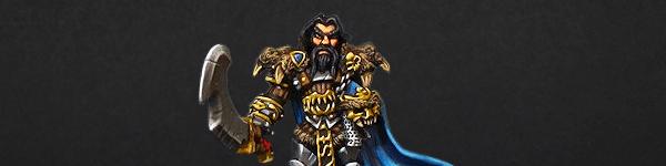 Orba Sinhan, Mercenaries Warlord