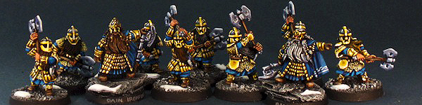 Dain and Balin and Dwarf Guards