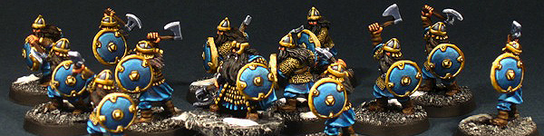 Dwarf Warriors with Balin