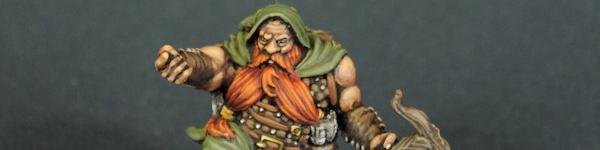 WarCanto Dwarf Ranger