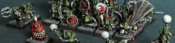 Night Goblins and Squig