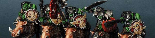 Orc Boar Boyz