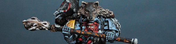 Space Wolf Njal Stormcaller