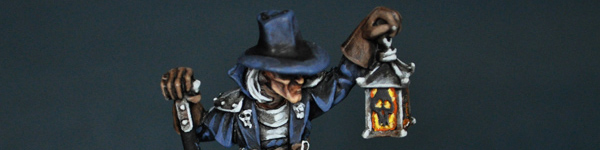 Reaper 02845 Townsfolk VI Gravedigger