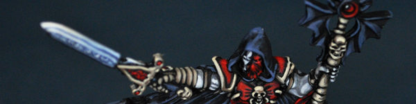 Reaper 14040 Malek, Necropolis Mage