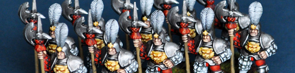 Empire Helbardiers Detachment