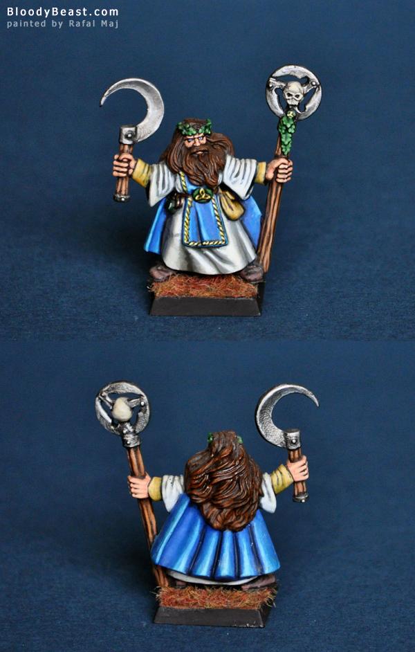 Battle Wizard of Life Lore painted by Rafal Maj (BloodyBeast.com)