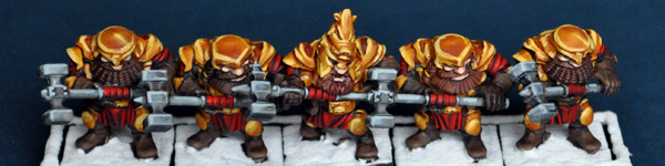 Dwarf Shield Breaker Troop