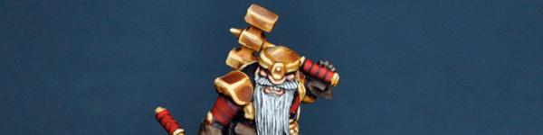 Mantic Dwarf Warsmith