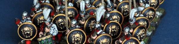 Empire Spearmen Regiment