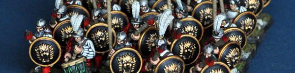 Empire Spearmen Regiment
