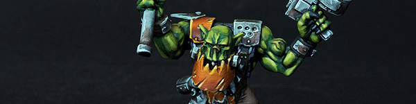 Bad Moon Ork Nob