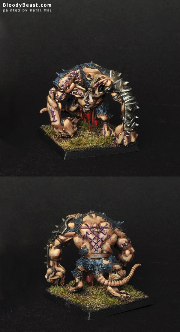 skavenratogre2 painted by Rafal Maj (BloodyBeast.com)