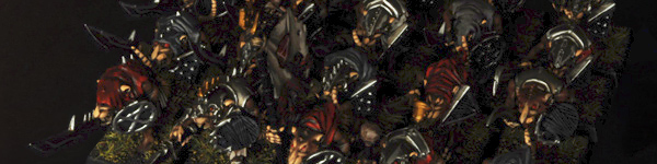 Skaven Clanrats with Spears and Shields