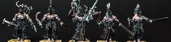 Dark Eldar Wracks
