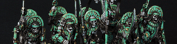 Tomb Kings Tomb Guards Perry's Style