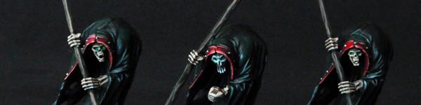Vampire Counts Cairn Wraiths