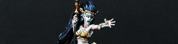 Dark Elf Supreme Sorceress