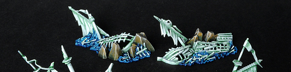 Dreadfleet Shipwrecks
