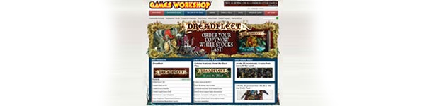 BloodyBeast.com featured on GW website!