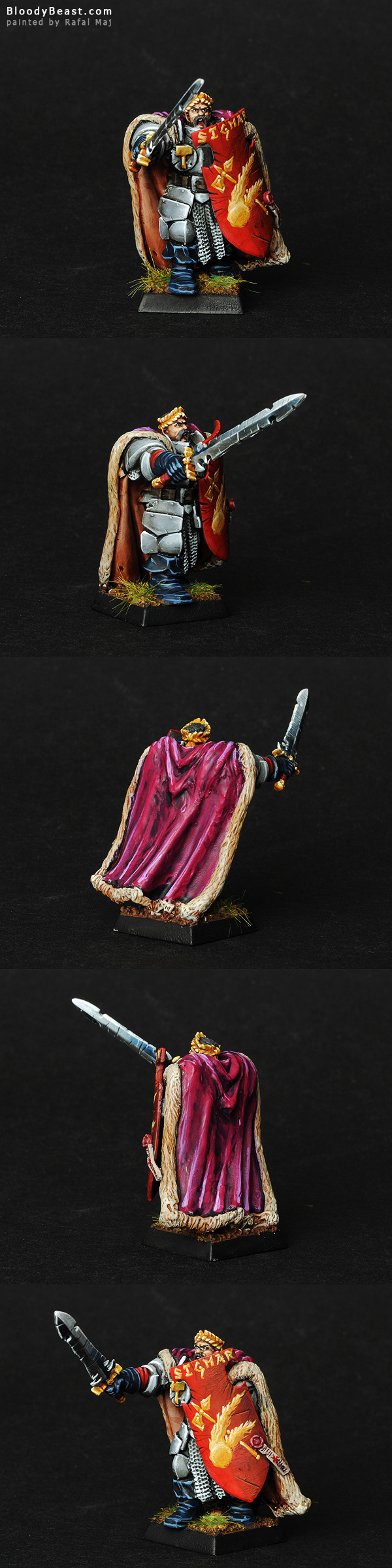 Empire Elector Count painted by Rafal Maj (BloodyBeast.com)