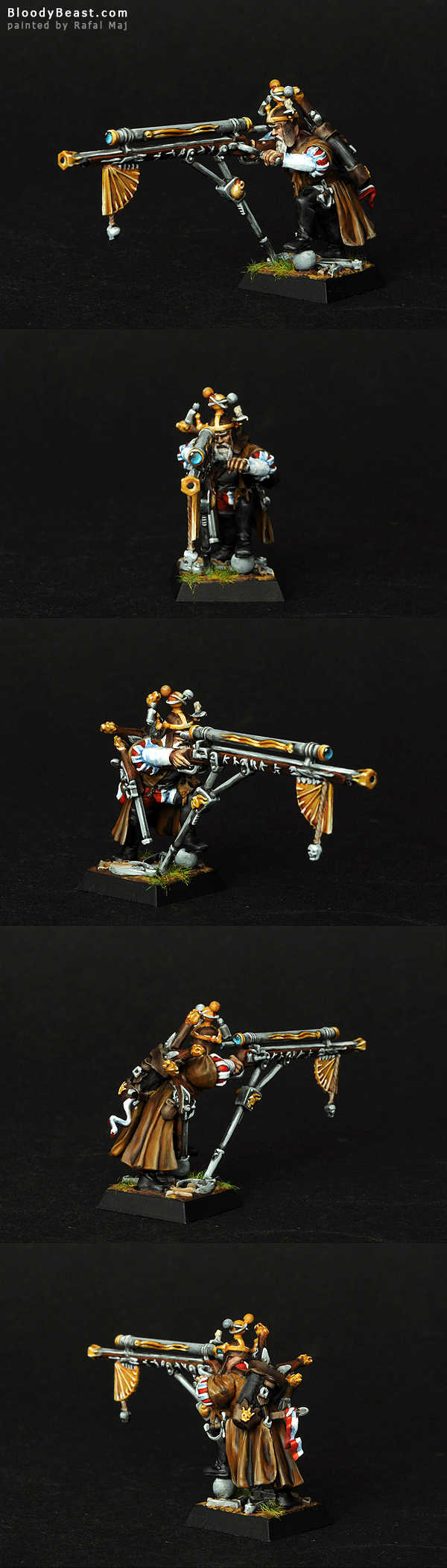 Empire Engineer painted by Rafal Maj (BloodyBeast.com)