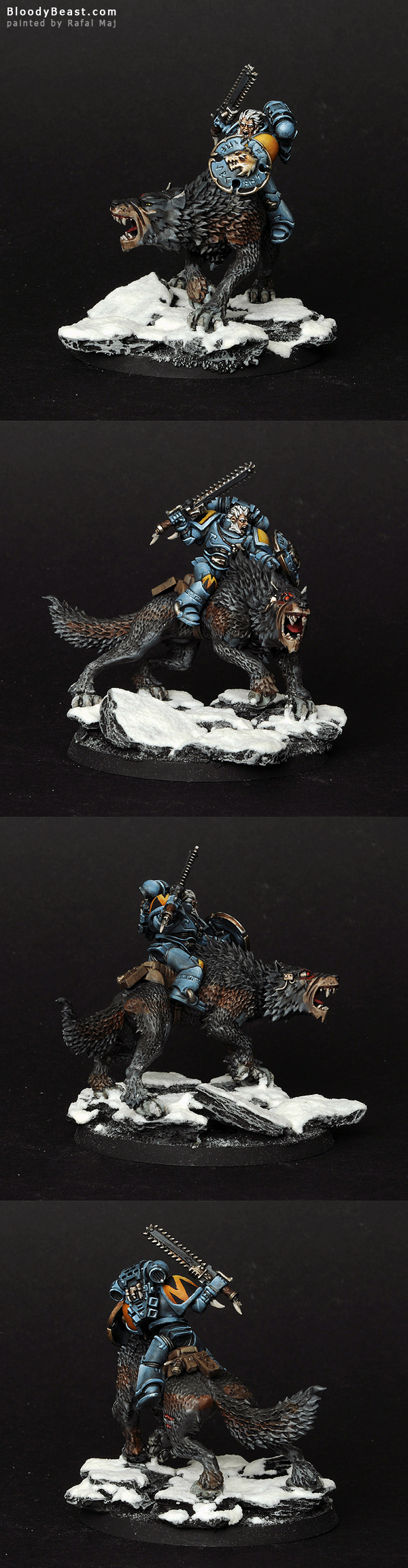 Thunder Wolf* Thunderwolf - We Are The Bottom E.P.