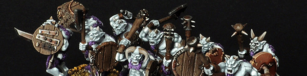 Beastmen Ungor Herd of Slaanesh