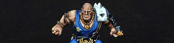 Blood Bowl Mighty Zug