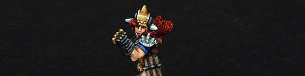 Blood Bowl Zara The Slayer