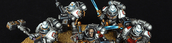 Grey Knight Squad