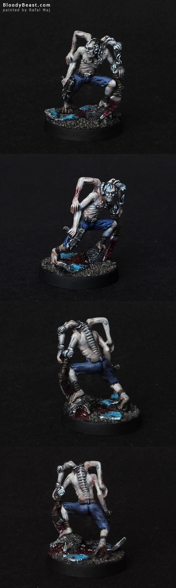 Borgo Spider painted by Rafal Maj (BloodyBeast.com)