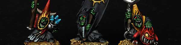 Night Goblin Heroes