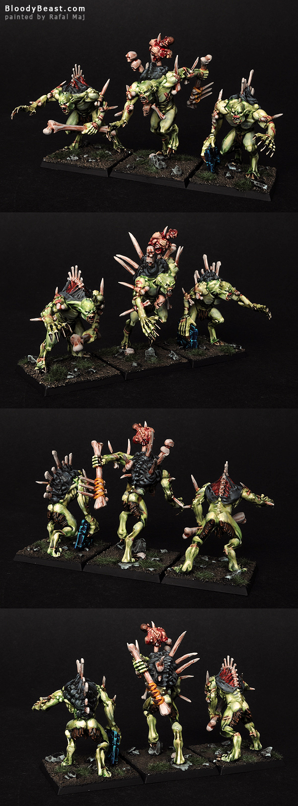 Vampire Counts Crypt Horrors painted by Rafal Maj (BloodyBeast.com)