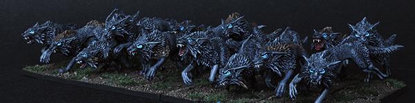 Dire Wolf Horde