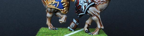 Koko Koko BloodBowl Spoko (Mascot Duel)