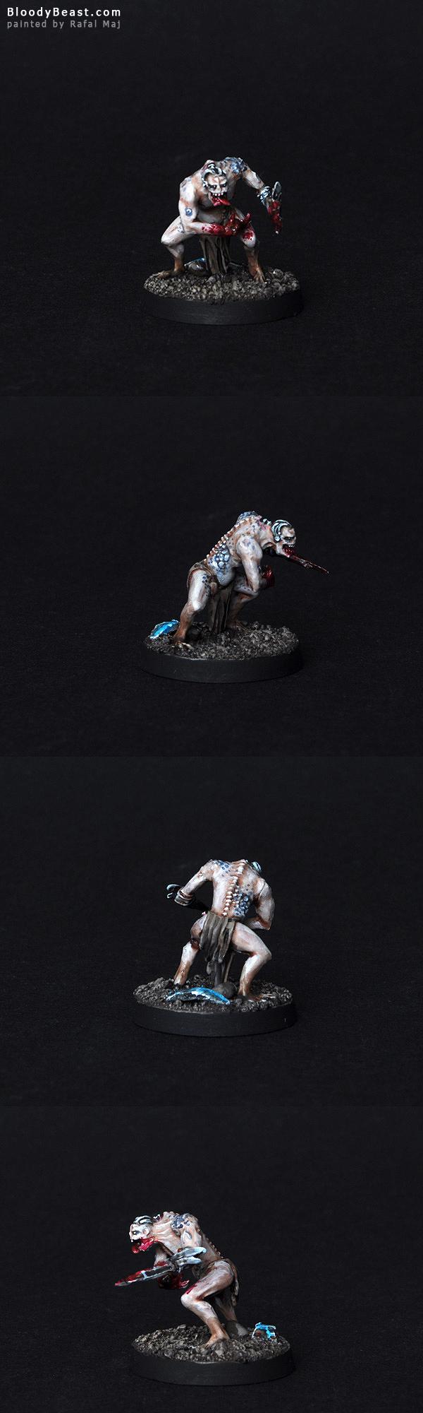 Borgo Claw painted by Rafal Maj (BloodyBeast.com)