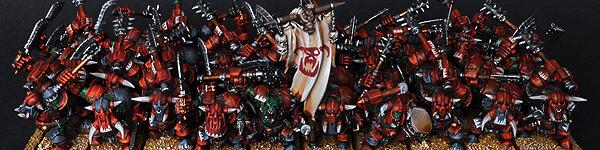 Black Orcs Krimson Killes Horde