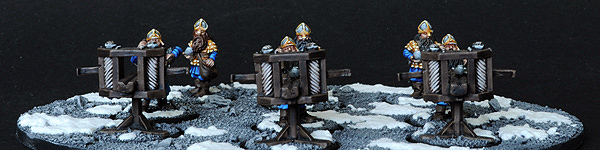 Dwarf Ballista Battery