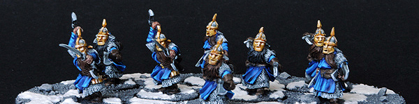Dwarf Iron Guard Unit