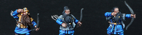 Dwarf Warrior Bowmen