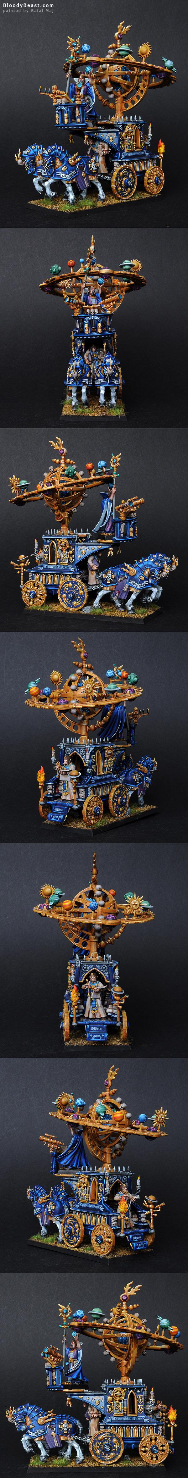 Empire Celestial Hurricanum painted by Rafal Maj (BloodyBeast.com)