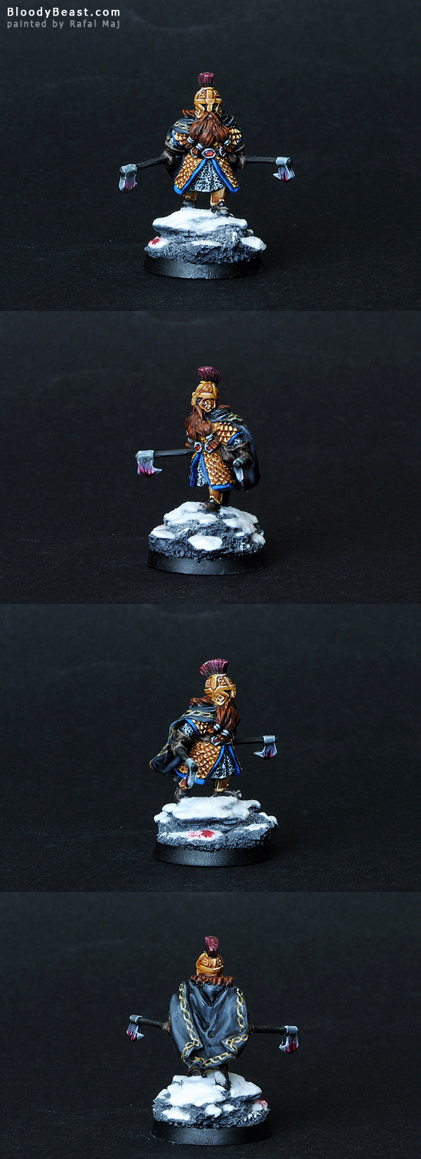King's Champion painted by Rafal Maj (BloodyBeast.com)